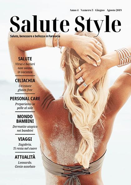 Salute Style di Giugno/Agosto 2019