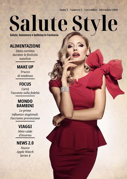 Salute Style di Novembre/Dicembre 2018